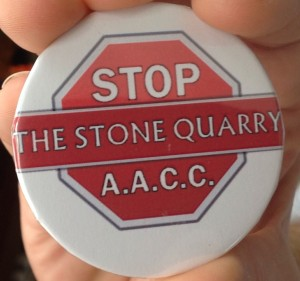 Americus Area Community Coalition Button