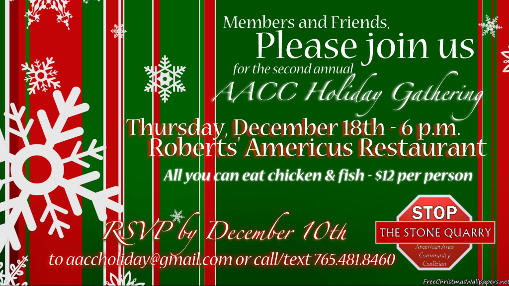 AACC Holidy Dinner 2014